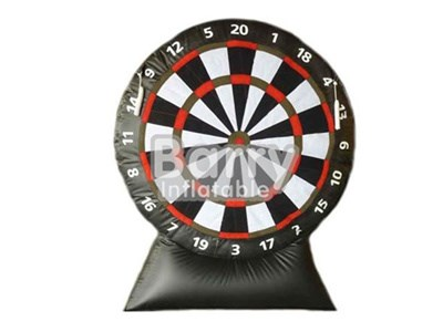 Kids Shooting Game Inflatable Soccer Darts Board Giant Inflatable Dart Sport Games Price BY-IS-026